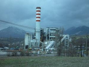 Centrale a Biomassa del Mercure