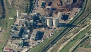 Centrale biomasse di Crotone