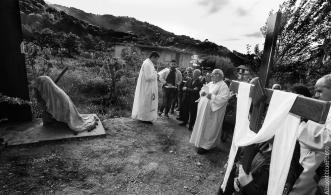 0007# Inaugurazione Via Matris Davoli - La rivelazione di Simeone - Antonio Pittelli