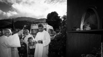 0013# Inaugurazione Via Matris Davoli - La sepoltura e la solitudine di Maria - Salvatore Papaleo